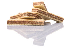 Wafer Bar Biscuit II Royalty Free Stock Images