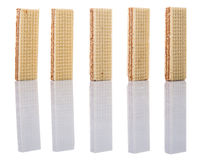 Wafer Bar Biscuit IV Stock Photos