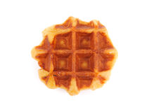 Wafer biscuit Royalty Free Stock Image