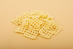 Wafer biscuits Royalty Free Stock Photography