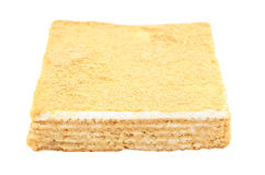 Wafer cake Royalty Free Stock Photo