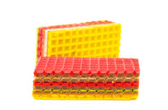 Wafer cakes Royalty Free Stock Photos