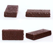 Wafer candy Stock Photo