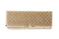 Wafer closeup Royalty Free Stock Images