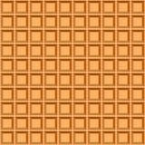Wafer geometric seamless pattern Stock Image