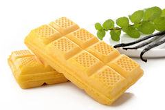 Wafer ice cream Stock Photography