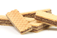 Wafer macro Royalty Free Stock Images