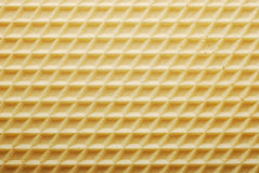 Wafer pattern Royalty Free Stock Images