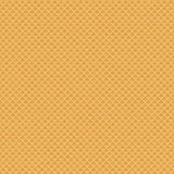 Wafer Seamless Texture. Background, eps 10 Royalty Free Stock Photos