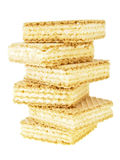 Wafer on stack Royalty Free Stock Photography