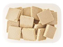 Wafer in storage Royalty Free Stock Photos