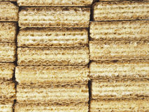 Wafer surface Stock Images
