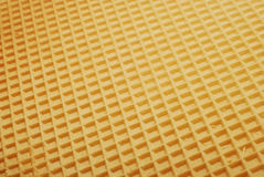 Wafer texture Stock Images
