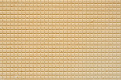 Wafer Texture Royalty Free Stock Photography
