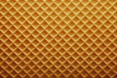 Wafer texture. Detail of a wafer texture background royalty free stock photos