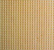 Wafer texture. Royalty Free Stock Images