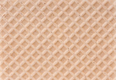 Wafer texture. For background. Close up top view stock photo