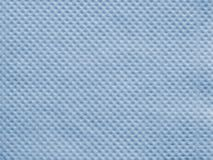Wafer texture paper napkin of blue color Royalty Free Stock Images