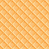 WAFER TEXTURE SEAMLESS PATTERN BACKGROUND Royalty Free Stock Photos