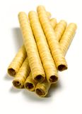 Wafer tubules Stock Images