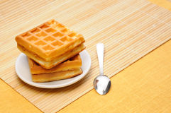 Wafers Stock Images