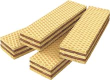 Free Wafers Stock Image - 50413411