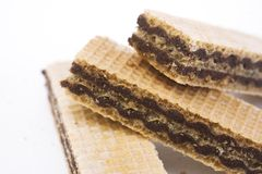 Wafers 2 Royalty Free Stock Image