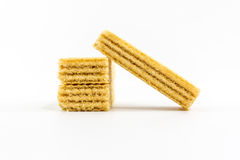 Wafers. Stock Images