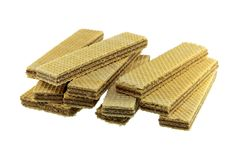Wafers Royalty Free Stock Photography