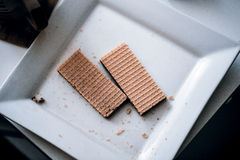 Wafers Stock Photography