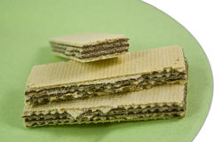 Wafers Waffle Royalty Free Stock Photography