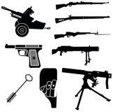 Waffe 1 Lizenzfreies Stockfoto