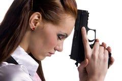 Waffe Lizenzfreie Stockfotografie