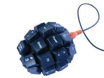 Waffe der Informationskriege Stockfotos