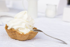 Waffel Royalty Free Stock Image