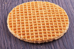 Waffel Royalty Free Stock Photography