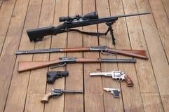 Waffen Stockfotos