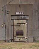 Waffen-Bunker Lizenzfreies Stockfoto