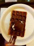 Waffle внутри Стоковое Изображение RF