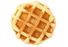 Waffle масла с заварным кремом дуриана Стоковое Изображение
