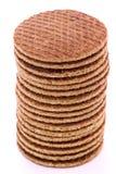 Waffle меда Стоковые Изображения