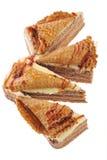 waffle торта Стоковые Фото