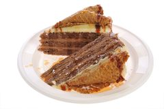 waffle торта Стоковое Фото