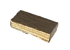 waffle шоколада торта Стоковые Изображения RF