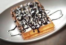 Waffle 3 de Bélgica Fotos de Stock