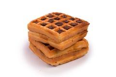waffle Fotografia de Stock Royalty Free