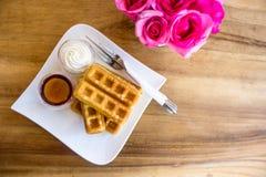 waffle Стоковое Изображение RF