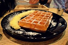 waffle Fotos de Stock
