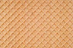 Waffle background Royalty Free Stock Photos