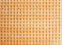Waffle background Stock Photos